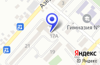 Схема проезда до компании МАГАЗИН ТКАНЕЙ ЛЮКС в Кисловодске