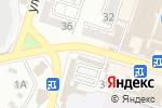 Схема проезда до компании Империя в Кисловодске