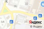 Схема проезда до компании Посуда Мира в Кисловодске