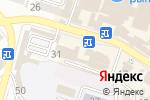 Схема проезда до компании РосДеньги в Кисловодске