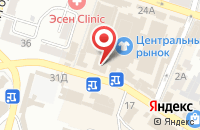 Схема проезда до компании Парикмахер в Кисловодске