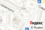 Схема проезда до компании Овоще-маркет в Кисловодске
