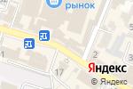 Схема проезда до компании FastMoney в Кисловодске