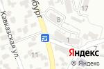 Схема проезда до компании Свет в Кисловодске