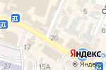 Схема проезда до компании Pava-Lady в Кисловодске