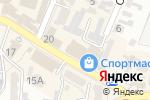 Схема проезда до компании Formula Sport Club в Кисловодске