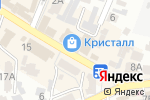 Схема проезда до компании Теремок в Кисловодске