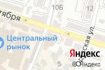 Схема проезда до компании Золотой ключик в Кисловодске