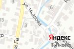 Схема проезда до компании Aleks в Кисловодске