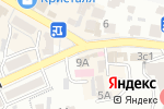 Схема проезда до компании Магазин сувениров в Кисловодске