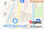 Схема проезда до компании Викинг в Кисловодске