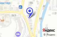 Схема проезда до компании КАДРОВОЕ АГЕНТСТВО АЛЬТЕРНАТИВА в Кисловодске