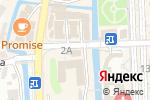 Схема проезда до компании Старый лекарь в Кисловодске