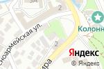 Схема проезда до компании Мини-гостиница в Кисловодске