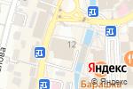 Схема проезда до компании Бизнес-консалтинг в Кисловодске