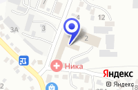 Схема проезда до компании ТД КИСЛОВОДСКИЙ ФАРФОР в Кисловодске