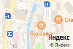 Схема проезда до компании Банкомат, Юниаструм банк в Кисловодске