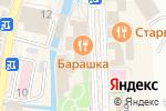 Схема проезда до компании Банкомат, Россельхозбанк в Кисловодске