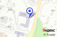 Схема проезда до компании ФИРМЕННЫЙ МАГАЗИН ГЛОРИЯ ДЖИНС в Кисловодске