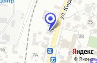 Схема проезда до компании ПРОДОВОЛЬСТВЕННЫЙ МАГАЗИН КЛЕН в Кисловодске