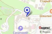 Схема проезда до компании СТРОИТЕЛЬНАЯ КОМПАНИЯ КАМИНРЕМСТРОЙ в Кисловодске