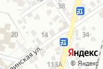 Схема проезда до компании Парикмахерская в Кисловодске