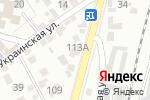 Схема проезда до компании Магазин автозапчастей в Кисловодске