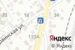 Схема проезда до компании Вода в Кисловодске
