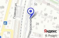 Схема проезда до компании СКЛАД СВЕТОТЕХНИКИ ИГОРЬ 333 в Кисловодске