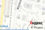 Схема проезда до компании 24 в Кисловодске