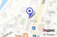 Схема проезда до компании ЮРИДИЧЕСКАЯ ФИРМА РЕСМИНВОДЫ в Кисловодске