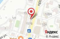Схема проезда до компании Fix Price в Кисловодске