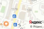 Схема проезда до компании Турист в Кисловодске