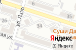 Схема проезда до компании Жемчужина-КМВ в Кисловодске