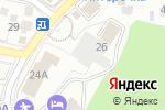 Схема проезда до компании Кавказ в Кисловодске