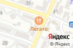 Схема проезда до компании Банк Возрождение, ПАО в Кисловодске