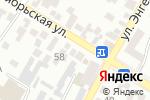 Схема проезда до компании Castrol в Кисловодске