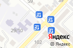 Схема проезда до компании Банкомат в Кисловодске