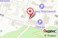 Схема проезда до компании МОСКОВСКИЙ ЮВЕЛИРНЫЙ ЗАВОД в Кисловодске