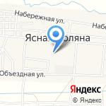 Почтовое отделение №5 на карте Пятигорска (КМВ)