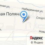 Детский сад №41 на карте Пятигорска (КМВ)