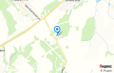 Местоположение на карте пункта техосмотра по адресу Нижегородская обл, рп Вача, ул Павловское шоссе, влд 5