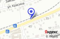 Схема проезда до компании АТП МАГИСТРАЛЬ в Ессентуках