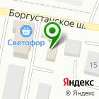 Местоположение компании Автотест