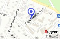 Схема проезда до компании АТП ЕССЕНТУКИКУРОРТ в Ессентуках