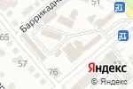 Схема проезда до компании Fast food ВЕРШОК в Ессентуках