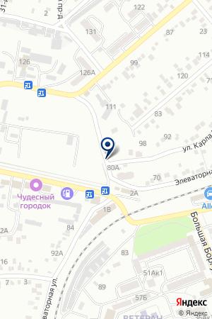 АГЕНТСТВО НЕДВИЖИМОСТИ ЮКОН на карте Ессентуков