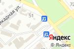 Схема проезда до компании Дрова в Ессентуках