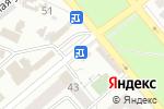 Схема проезда до компании Продовольственный магазин в Ессентуках