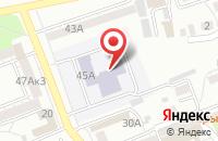 Схема проезда до компании Средняя общеобразовательная школа №1 в Ессентуках